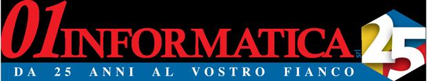 01 Informatica Srl Retina Logo