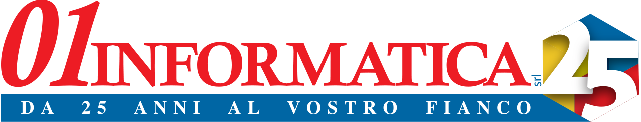 01 Informatica Srl Mobile Retina Logo
