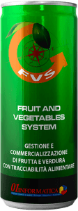 Fruits and Vegetables System - Codice01