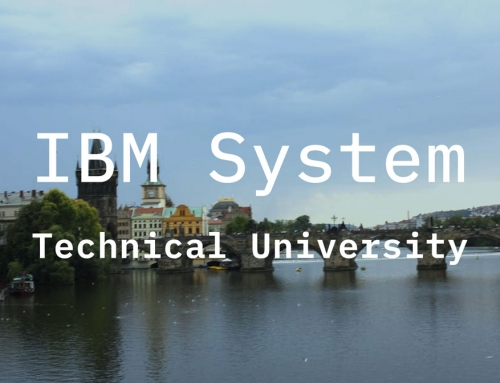 01 Informatica will be at IBM Systems Technical University TechU 21-25 October 2019 in Prague
